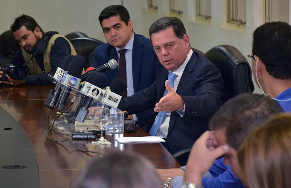 Marconi repassa R$ 148 milhões a programas de saúde de cidades do interior do Estado