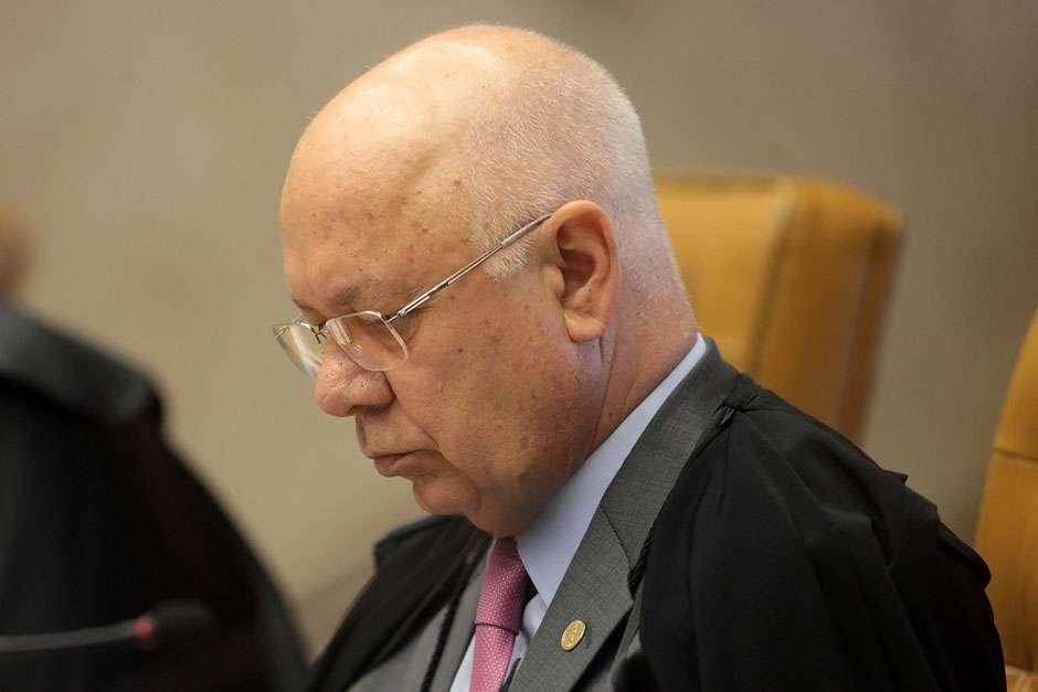 Zavascki: lei diz que tudo sobre delação premiada deve ser mantido em sigilo