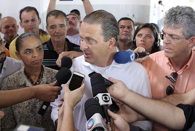 Nordeste não tem atenção de Dilma, diz Campos