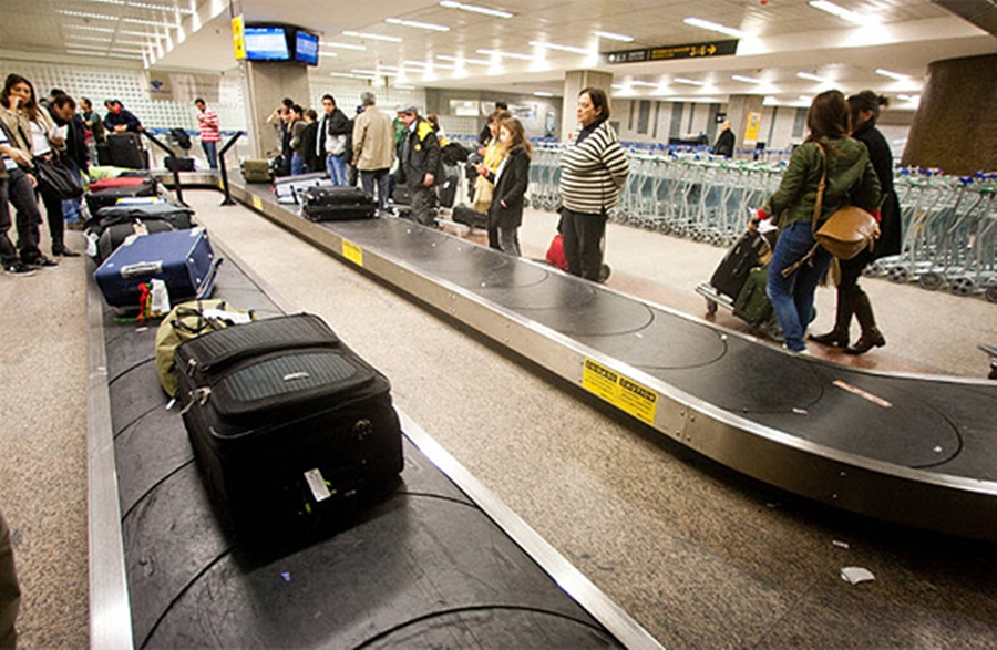 Cobrança por quilo de bagagem pelas companhias aéreas vai parar na Justiça