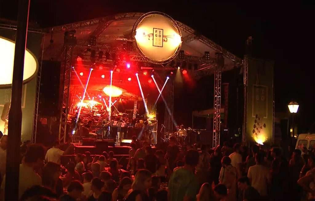 Rodrigo de Pina e Quarteto se apresentam no Palco do Rosário