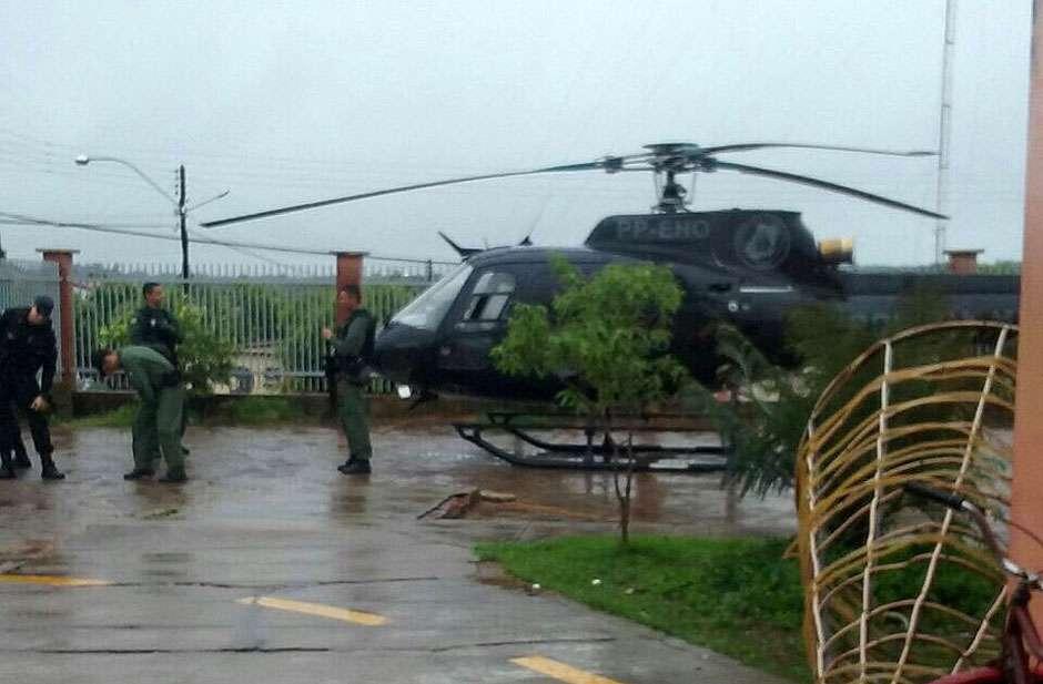 Tropas especiais mantém buscas em São Miguel do Araguaia