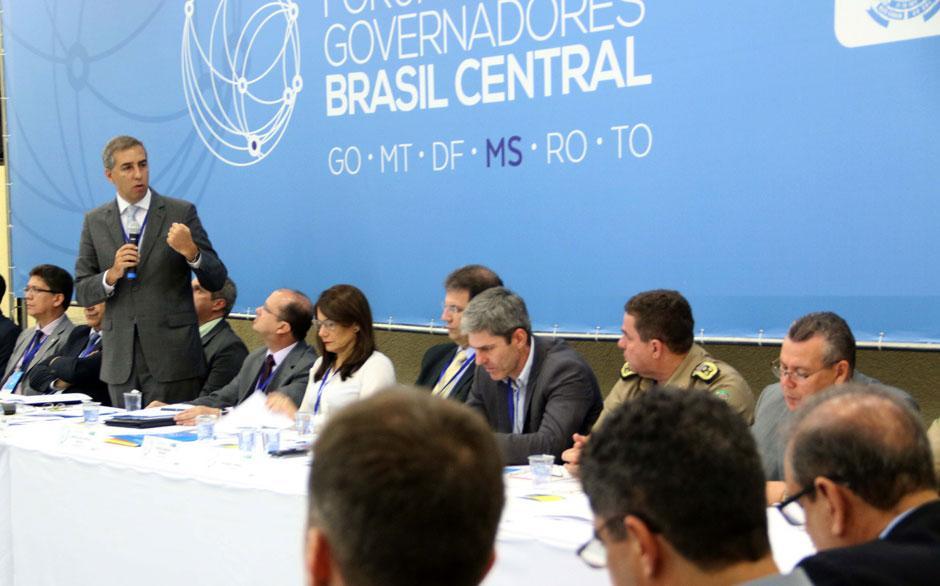 Pacto contra crime organizado já reúne 10 unidades da Federação