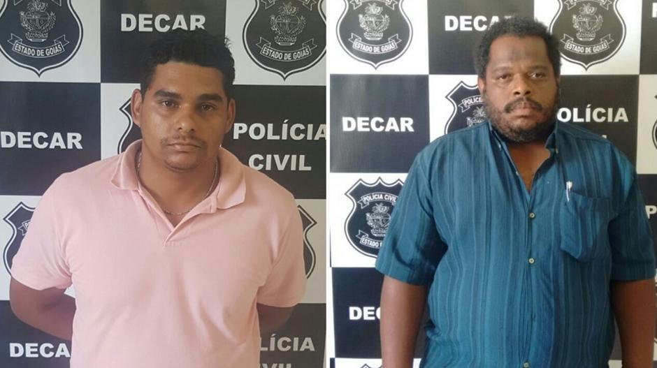 Suspeitos de desviar cargas de rede de hipermercados em Goiânia são presos