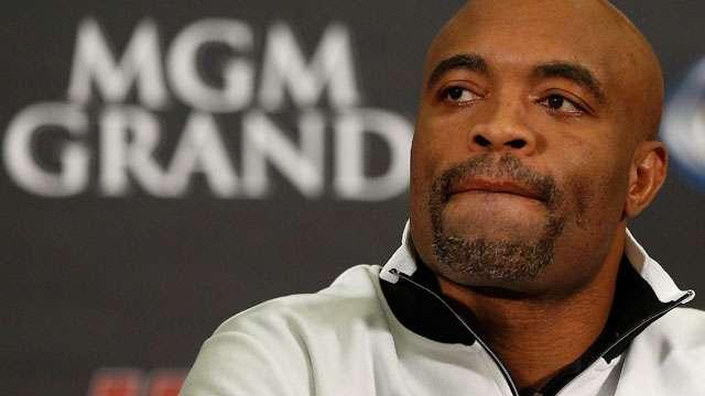 Anderson Silva é pego novamente no doping, diz site