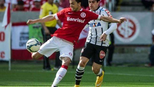 Nilmar é vetado e desfalca Inter na última rodada