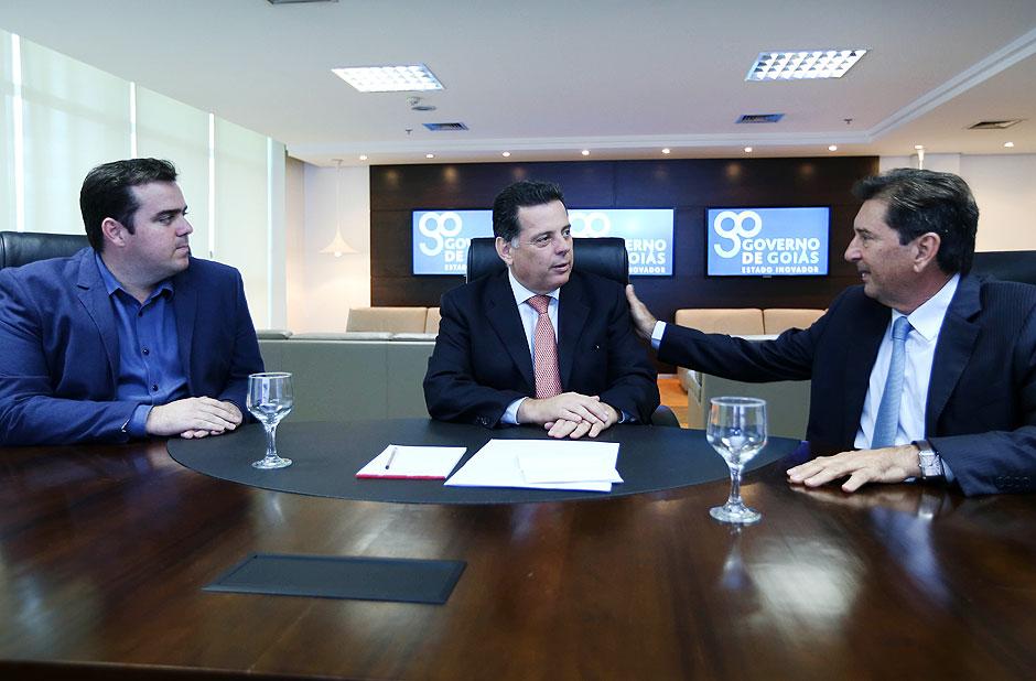 """Maguito: """"Privatização da Celg foi um ótimo acordo e Aparecida vai ganhar muito com ela"""""""