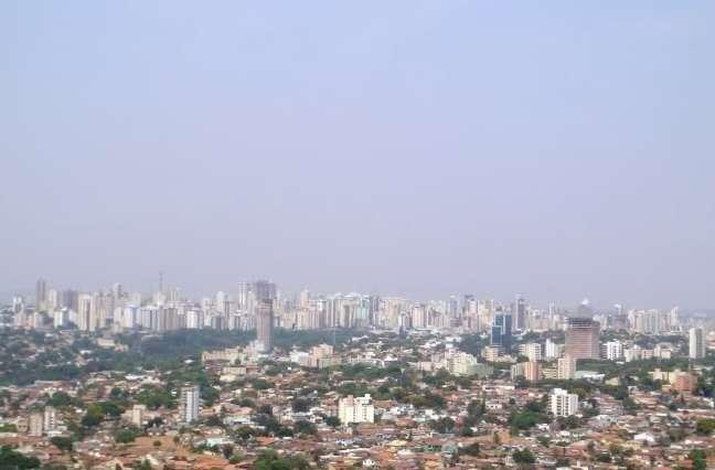 Baixa umidade do ar deixa Goiás, mais cinco estados e DF em alerta