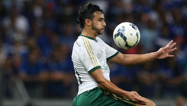 Cruzeiro busca empate com o Palmeiras nos acréscimos