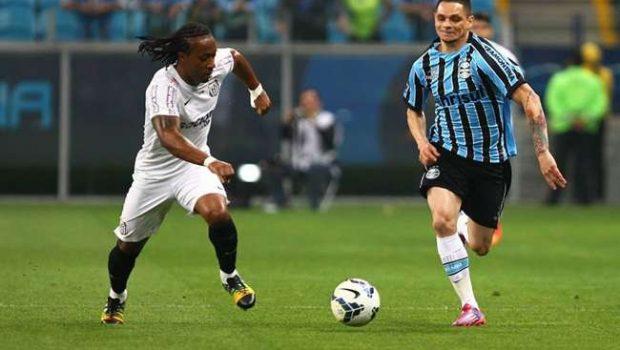 Com Aranha vaiado, Grêmio e Santos ficam no 0 a 0