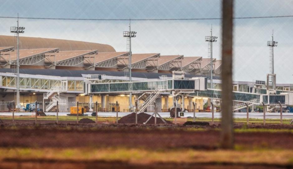 Com propina, aeroporto de Goiânia  foi superfaturado em R$ 211 milhões, aponta TCU