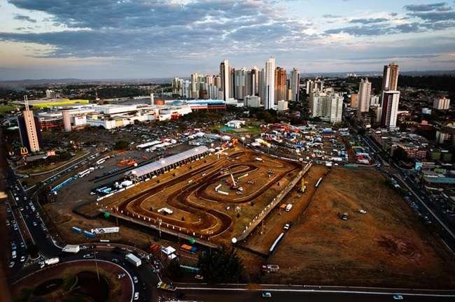 Sertões 2014: prólogo será em linha reta fora do Autódromo