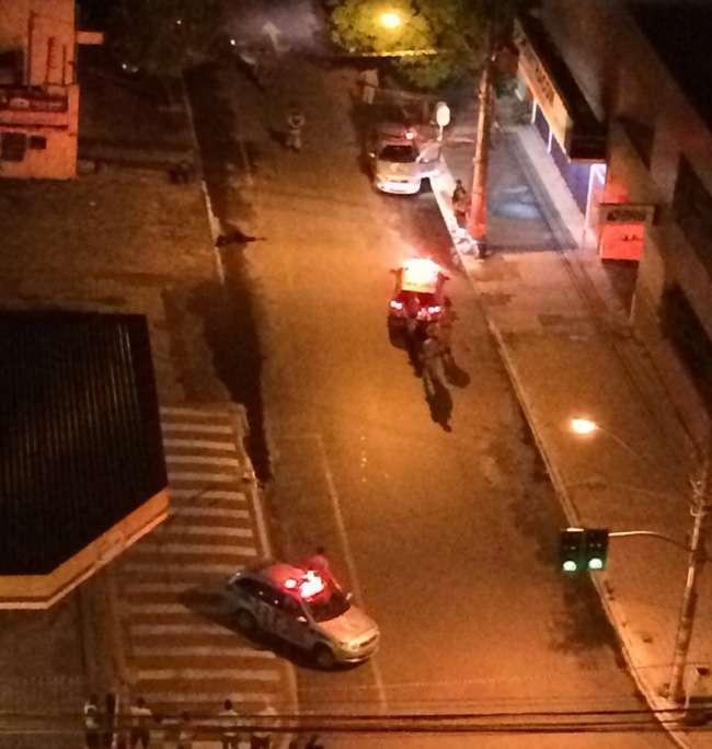 Homem é morto a tiros no Setor Central, em Goiânia