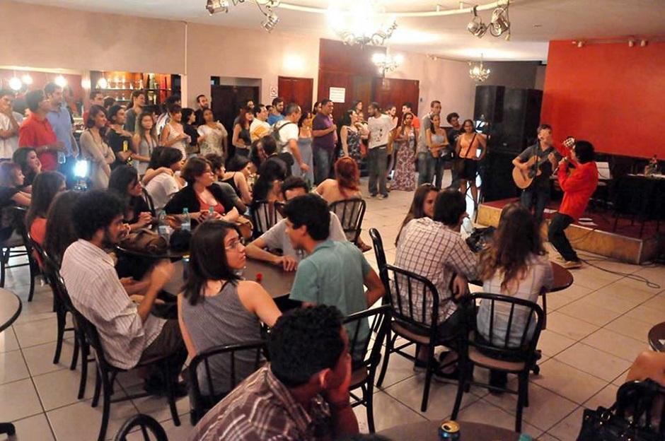 Projeto Segunda Canção oferece palco aberto no Goiânia Ouro