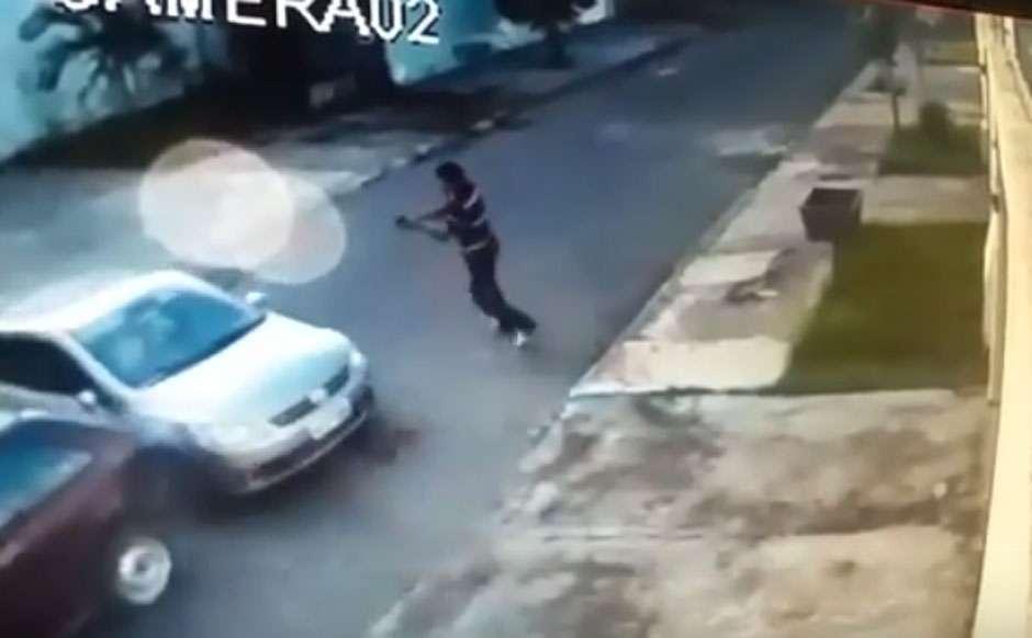 Saúde de menina baleada em Aparecida de Goiânia continua estável