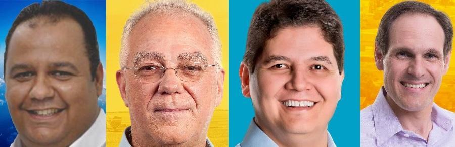 Quatro candidatos disputam Prefeitura de Rio Verde