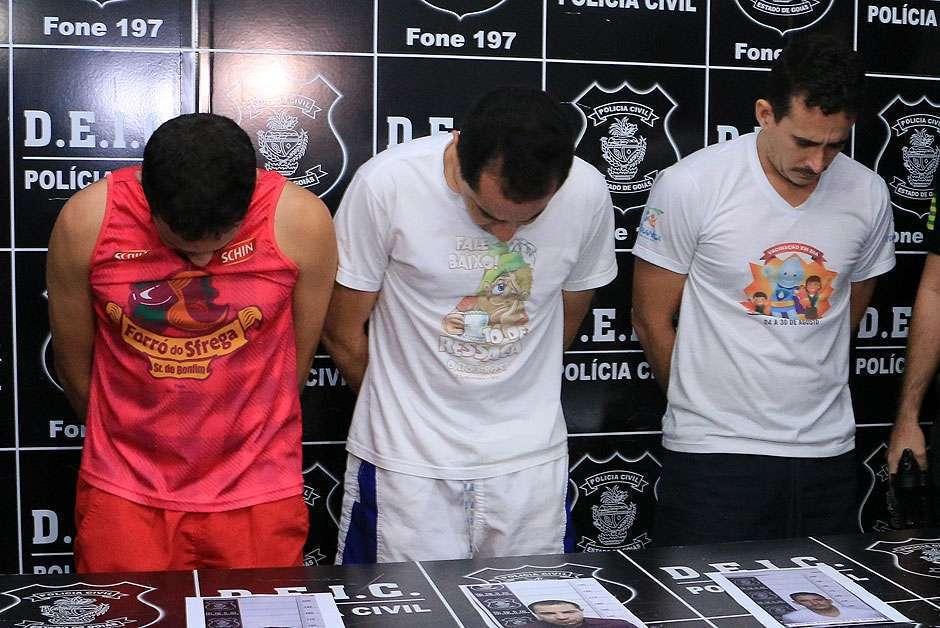 Polícia Civil prende acusados de  falsificação de alvarás judiciais