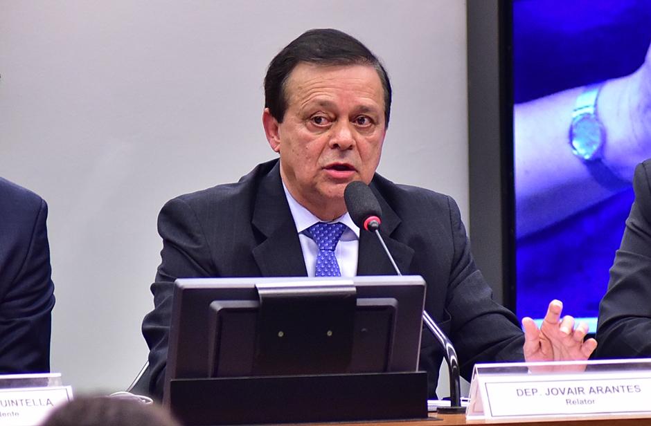 Jovair critica Maia e reafirma que vai se candidatar à presidência da Câmara