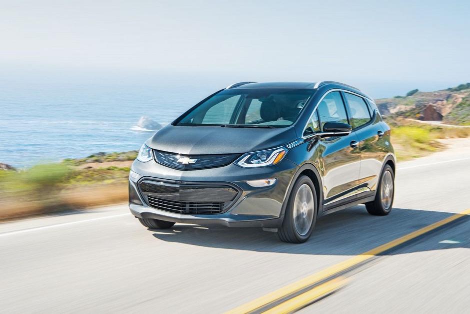 Carro elétrico da Chevrolet terá autonomia de 383 km