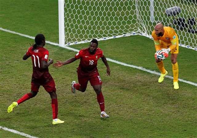 Portugal faz gol no último minuto e se mantém vivo na Copa