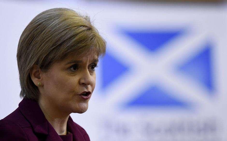 Escócia pode impedir Brexit, diz primeira-ministra