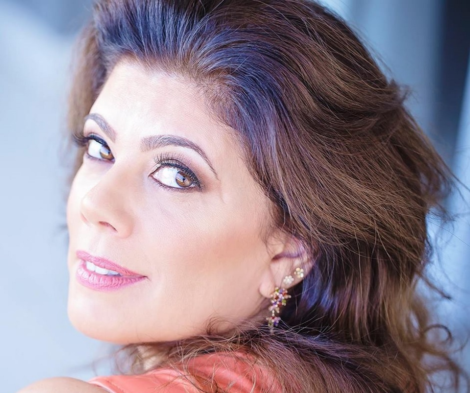 Christina Guedes grava DVD Shangrilá