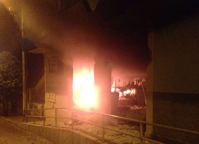 Bandidos explodem caixa eletrônico em Carmo do Rio Verde