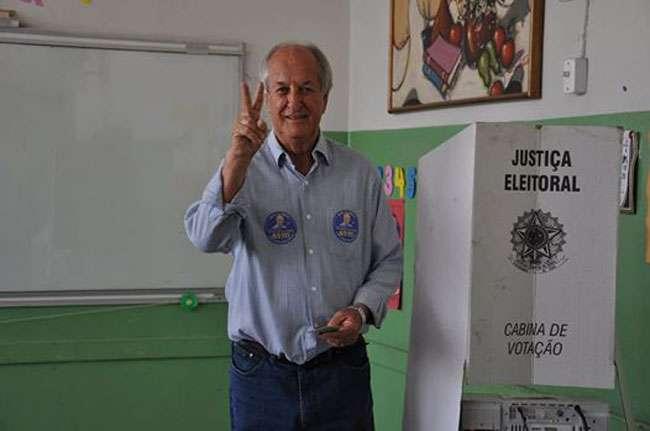 Mané de Oliveira é mais votado para deputado estadual