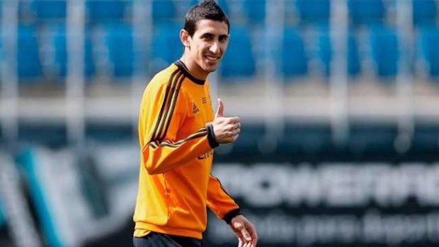 Ancelotti anuncia saída de Di María do Real Madrid