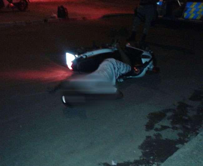 Homem é morto a tiros no bairro Goiá