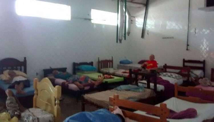 Polícia fecha abrigo clandestino em Inhumas