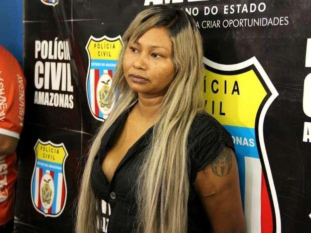 Polícia descobre vídeo de execução após prisão de mulher, em Manaus