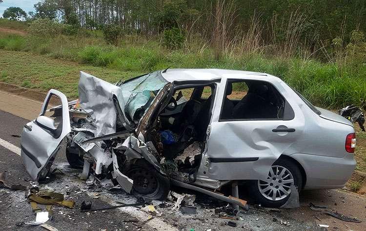 Feriado de fim de ano registra aumento no número de mortes nas estradas goianas