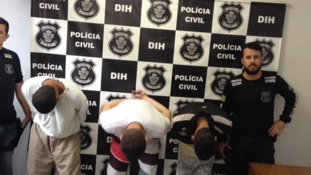 Polícia indicia três por matarem com golpes de concreto no Parque Amazônia, em Goiânia