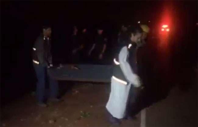 Perseguição policial acaba com dois assaltantes mortos, em Goiânia