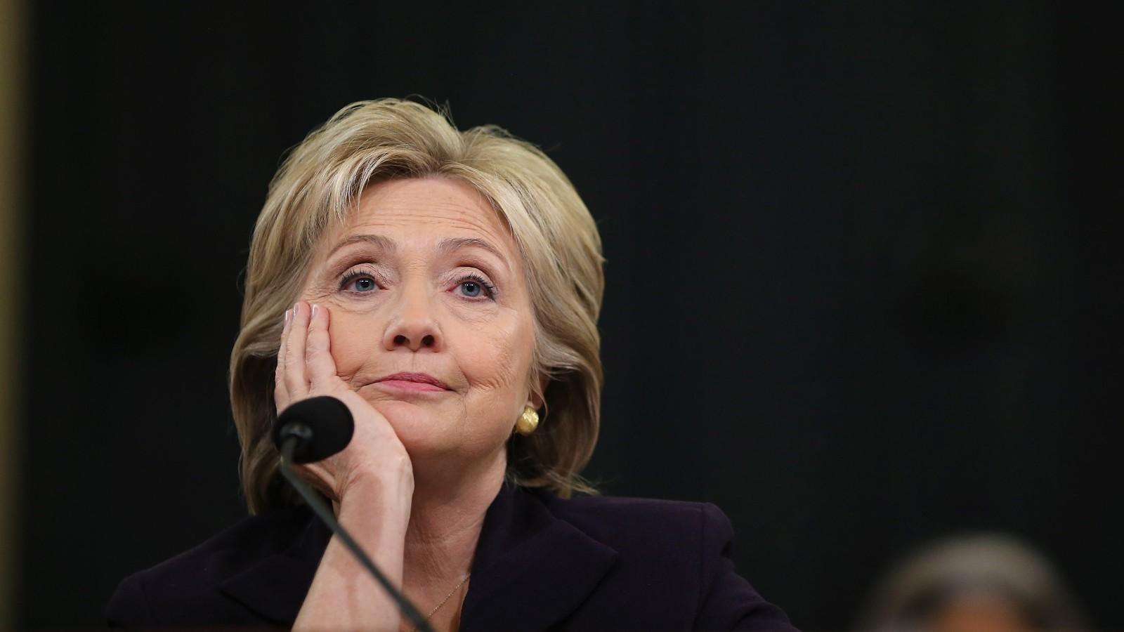 Hillary aumenta para 11 pontos vantagem sobre Trump após vazamento de vídeo