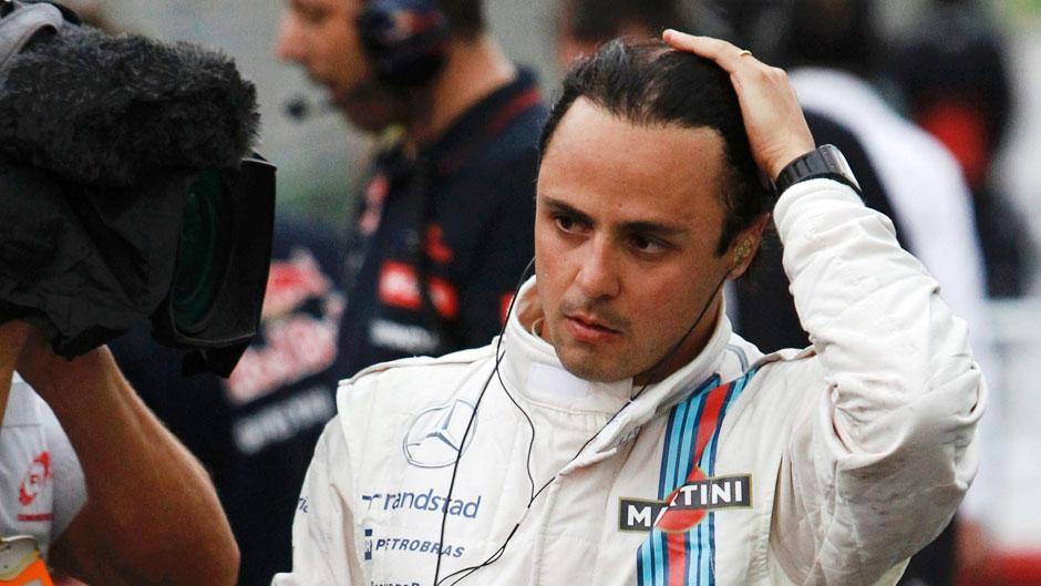 Massa diz que se inspirou em Schumacher para anunciar adeus à F1 em Monza