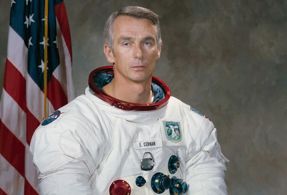 Último homem a pisar na Lua, Gene Cernan morre aos 82 anos