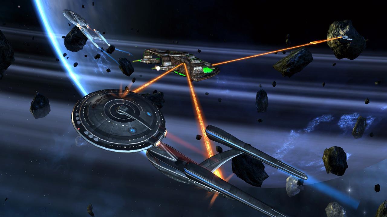 Star Trek Online acaba de ser lançado para consoles
