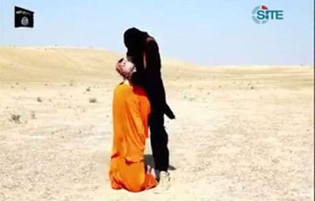 Vídeo mostra decapitação de outro jornalista dos EUA