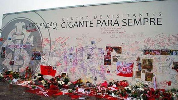 Inter inaugura Memorial em homenagem a Fernandão