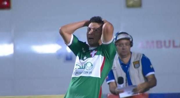 Cristaldo marca, Palmeiras bate Criciúma e respira