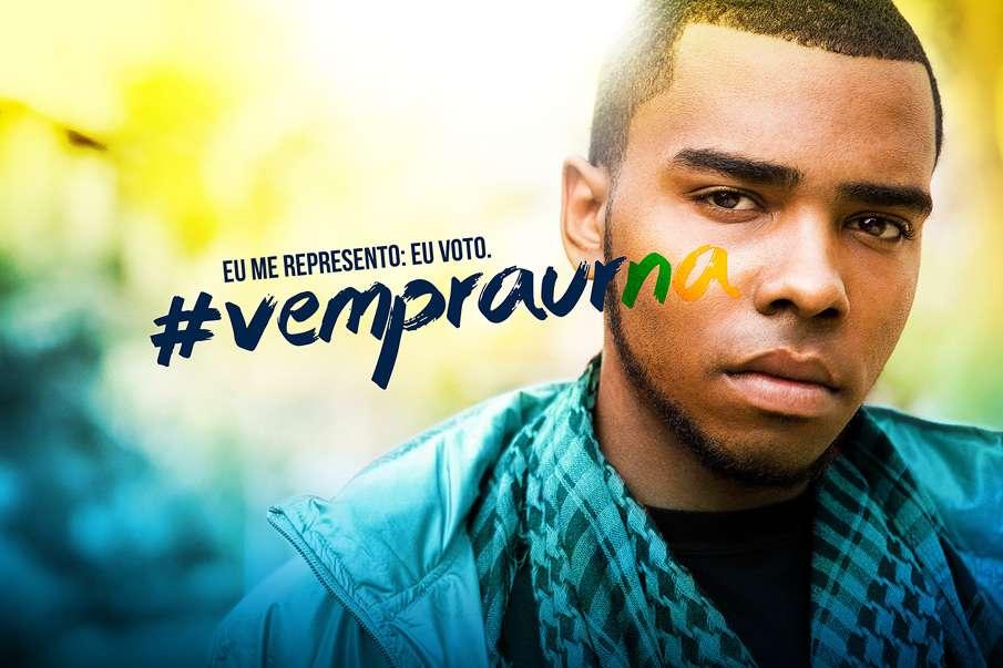 Coligação de Aécio Neves poderá voltar a expressão #VemPraUrna