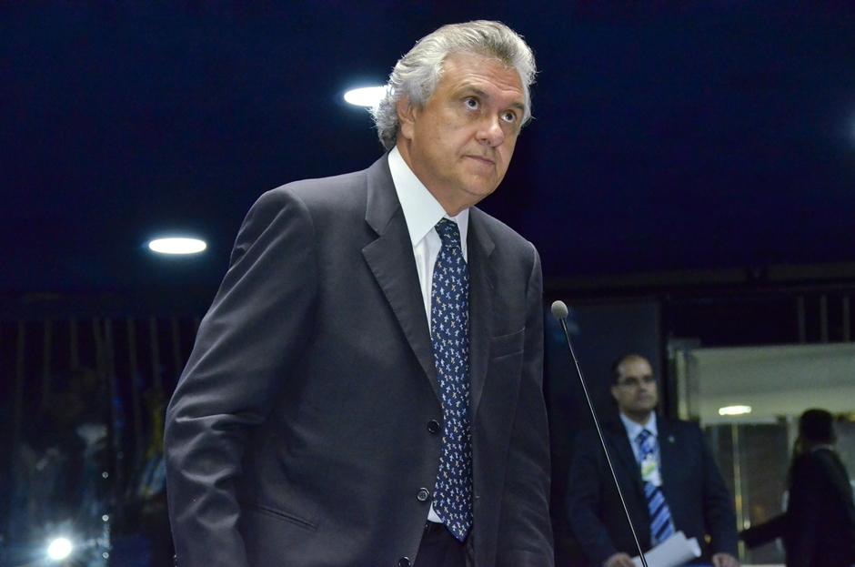 Conselho de Ética recebe representação contra Ronaldo Caiado