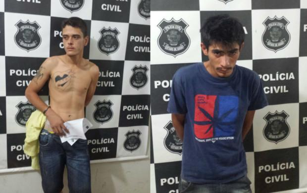 Dois são indiciados por incêndio criminoso no Fórum de Iporá