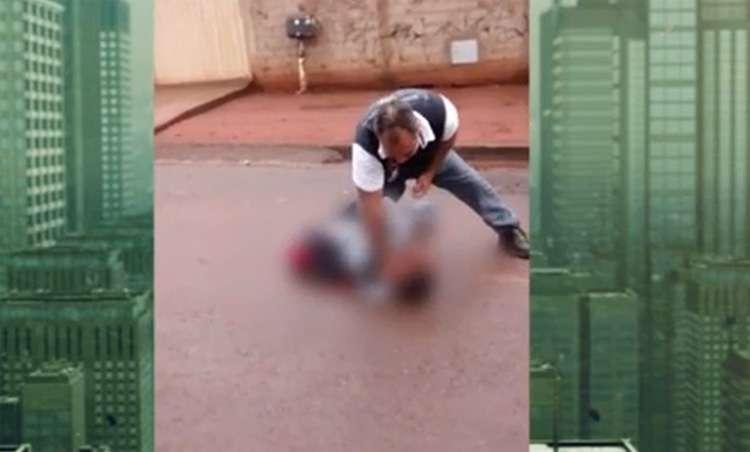 Policial civil agride adolescente de 13 anos, em Trindade