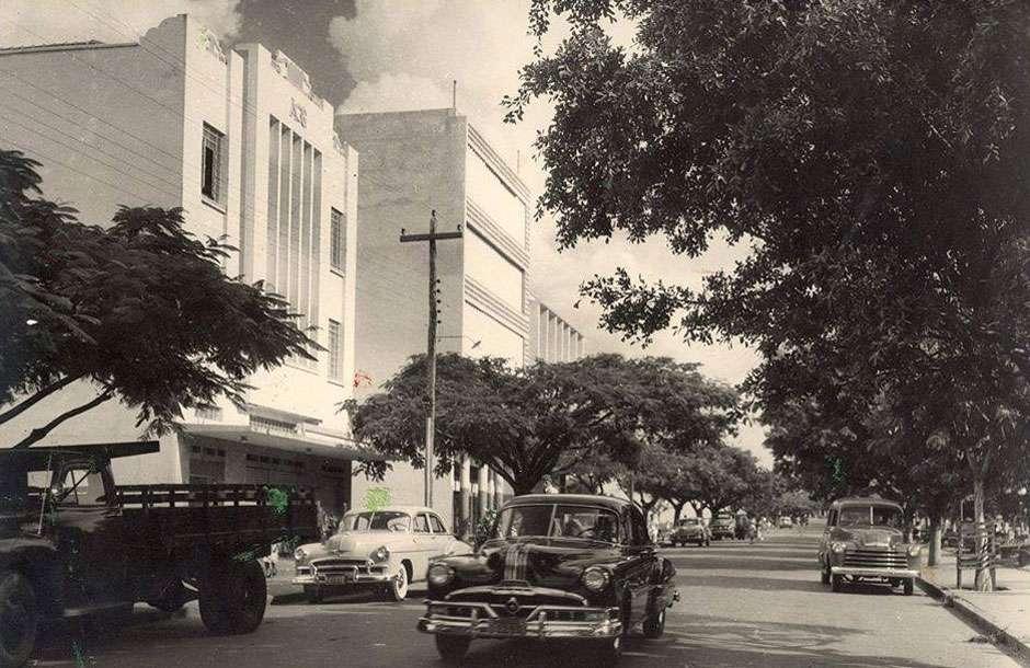Página no Facebook reúne acervo de fotos históricas de Goiânia