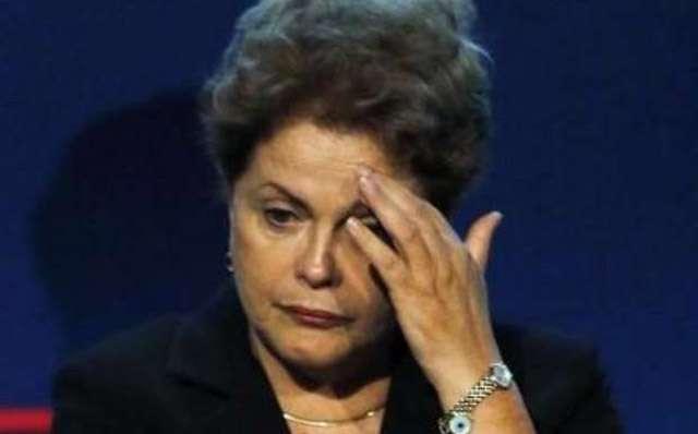 Reprovação de Dilma supera Collor antes do impeachment