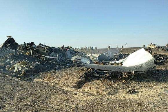Queda de avião russo no Egito com 224 a bordo foi atentado, diz Putin