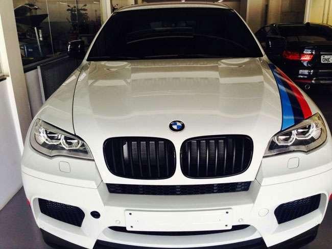Goianiense é comprador do primeiro BMW X6 M Design Edition vendido no mundo